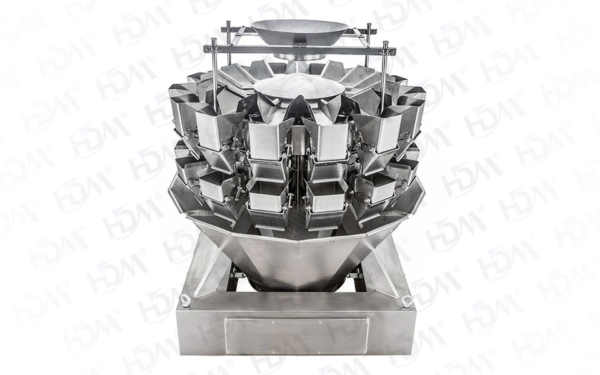 Atlantic 10 / 14 head multi weigher 4G