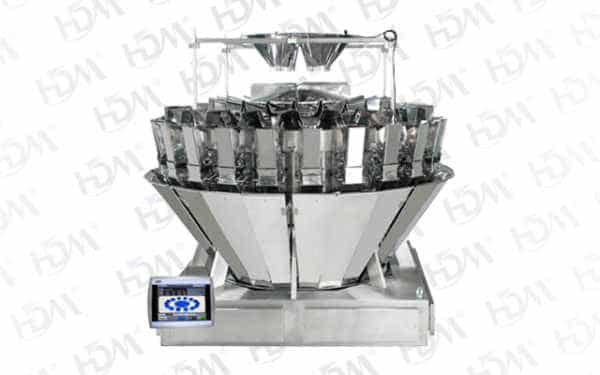 Mix Multi Head Weigher 18/24/30 Heads