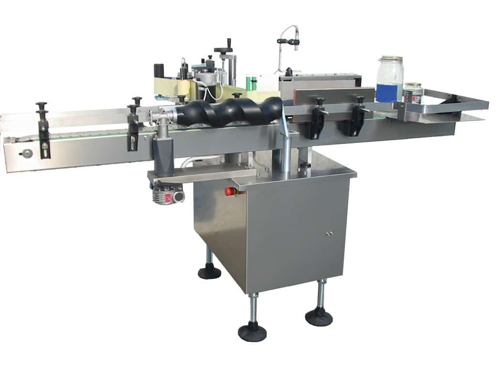 Royal  Labeling machine  side belt
