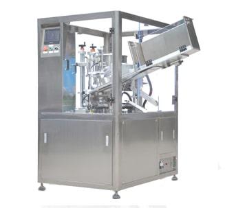 Ultrasonic tube filling & sealing machine